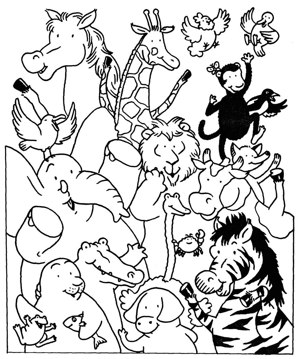 Dessins a colorier page 3 - Colorier dessin ...