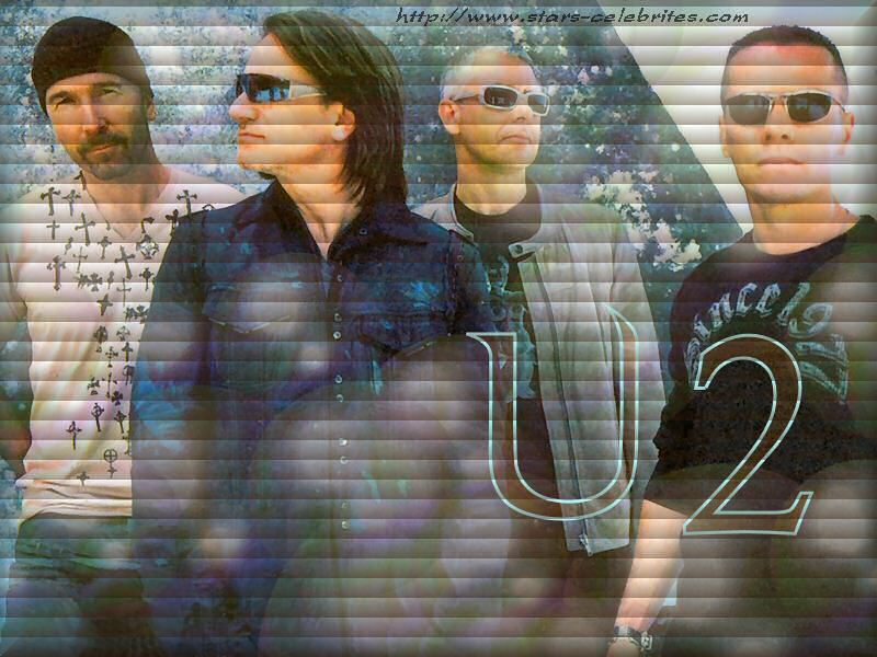 Fond D Ecran U2
