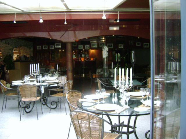 Claude Francois Vue restaurant