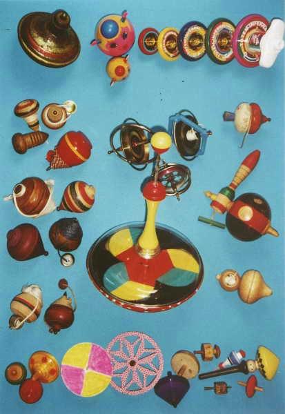 jouets - Les toupies 2