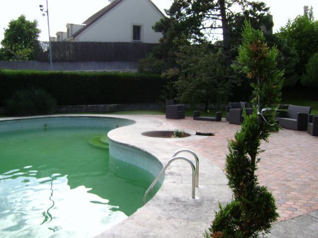 Claude Francois La piscine
